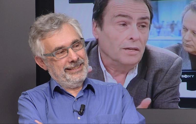 """Nos années France 5 : """"Quand tu es présentateur, tu ne peux pas sourire impunément"""""""