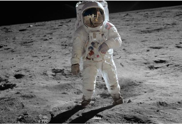 Aldrin lune