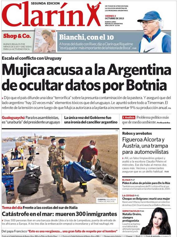 Argentine Lampedusa