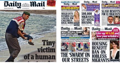 Aylan Daily Mail