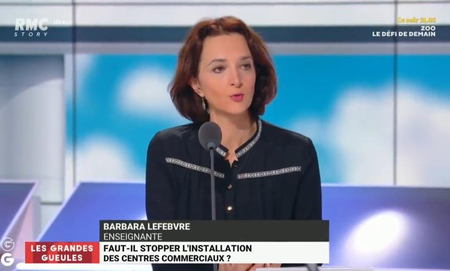 Barbara Lefebvre Ou L Ascension D Une Toutologue Par Loris Guemart Arret Sur Images