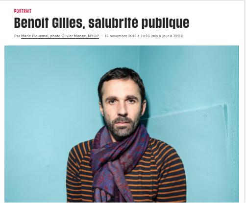 Benoit Gilles