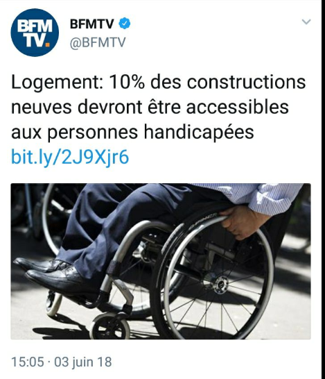BFM handicapés