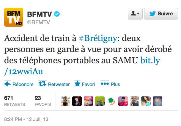 BFM Twitter