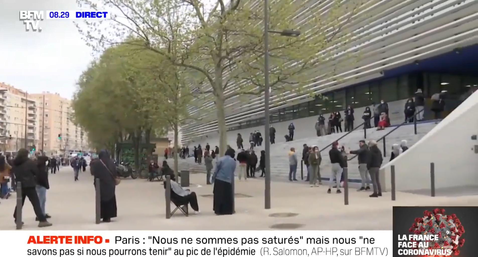 Il teste et traite les Marseillais devant toute la France