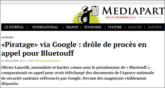 Bluetouff