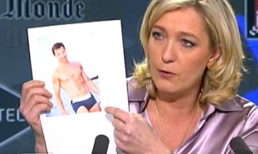 Boillon Marine Le Pen