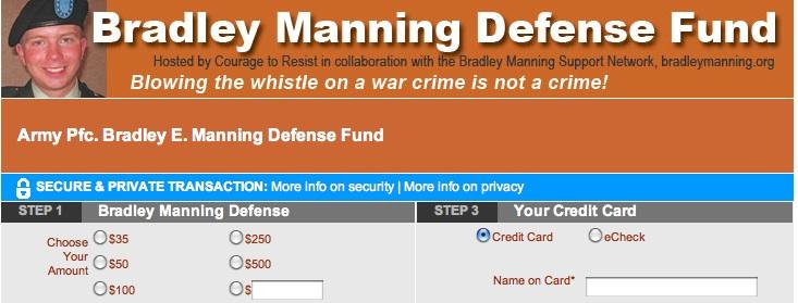 Bradley Defense Fund