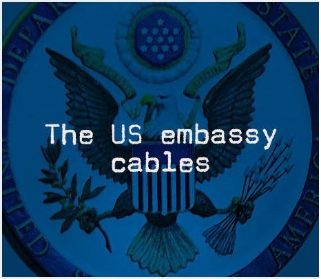 Cablegate Wikileaks - Guardian.co.uk