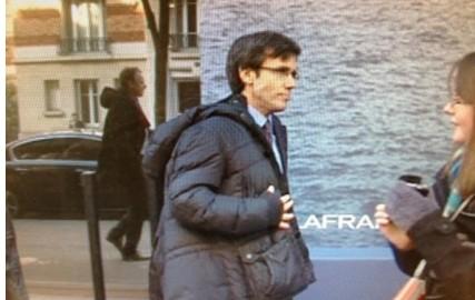 Campagne Sarkozy Pujadas QG