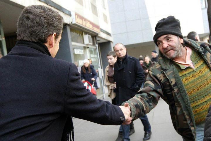 Campagne Sarkozy SDF