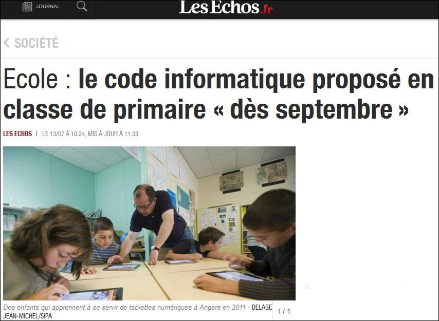 Code primaire