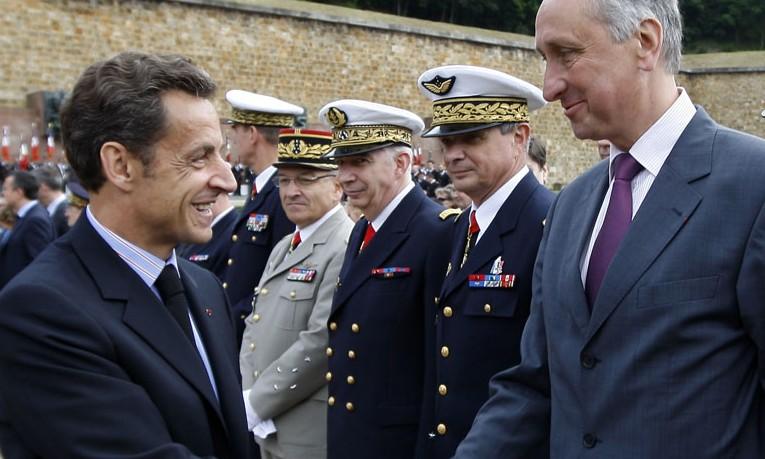 Courroye Sarkozy