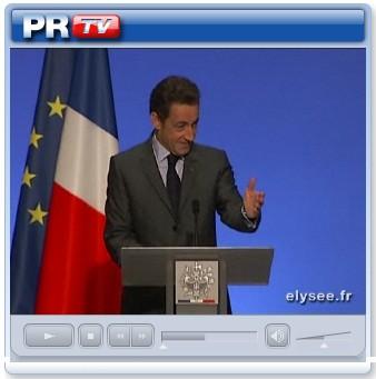 Discours de Nicolas Sarkozy sur la Recherche et l'Innovation - 22 janvier 2009 - elysee.fr