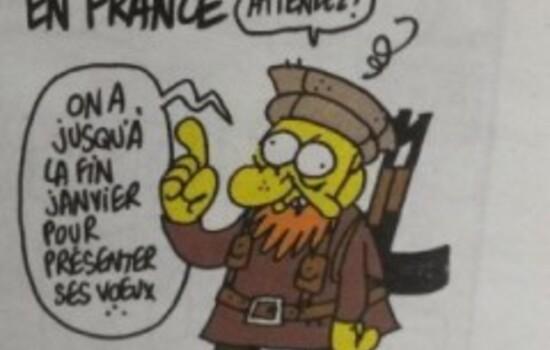 Charlie Hebdo: on n'a pas fini de rire