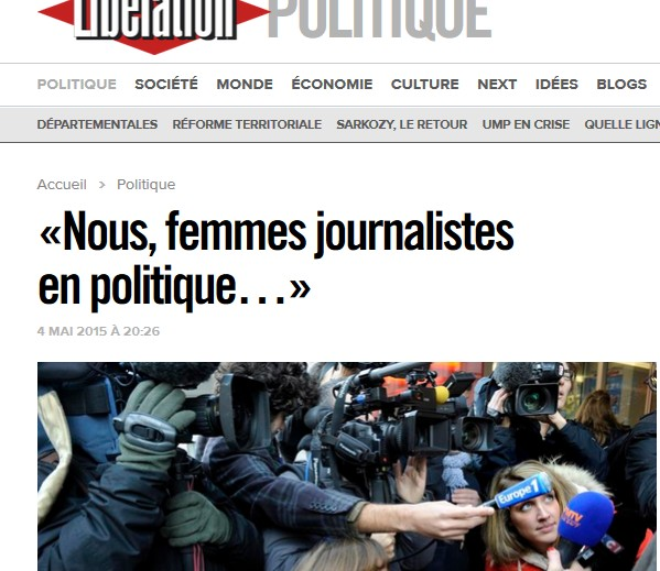 Femmes journalistes