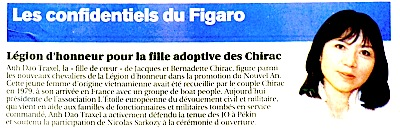 Figaro 5 janvier 09