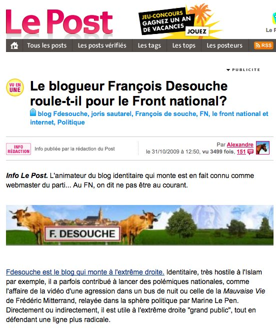 Francais Desouche