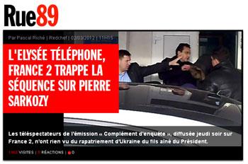 France 2 trappe la séquence