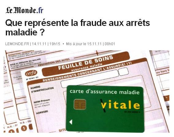 Fraudes, aux arrêts !