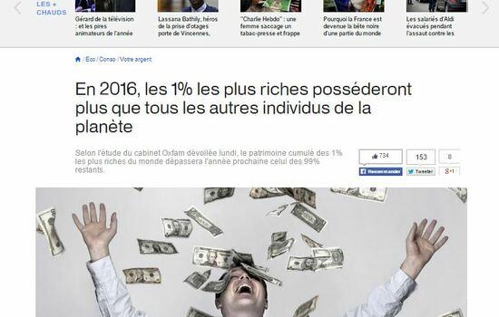1 Les Plus Riches La Statistique D Oxfam Contestee Delaigue