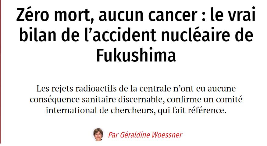 Fukushima Woessner