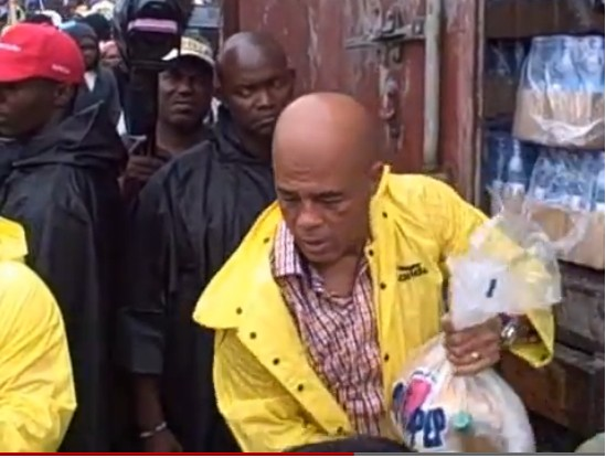 Haiti Premier ministre
