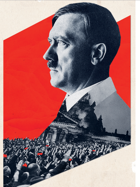 HArpers Hitler