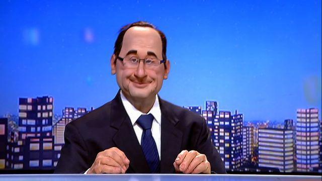 Hollande marionnette