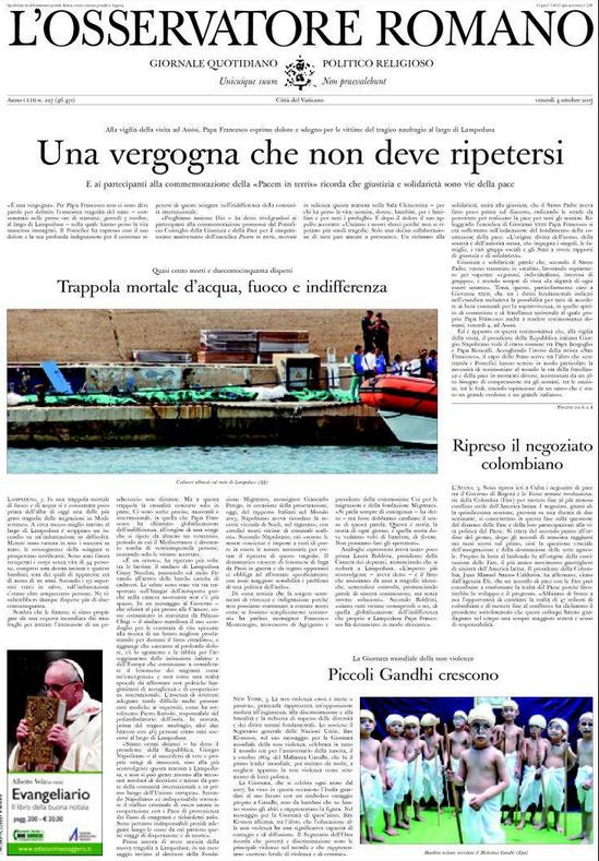 journal du Vatican