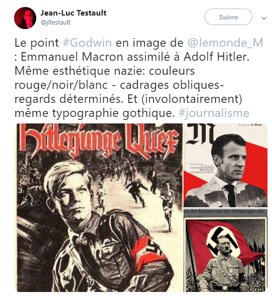 Journaliste nazi