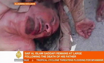 Kadhafi mort ? -Al jazeera English - 20/10/11 - 15h50