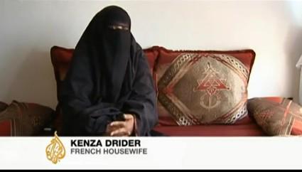 Kenza Drider, Al Jazeera