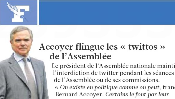 Le Figaro, 8 juillet 2011, page 43