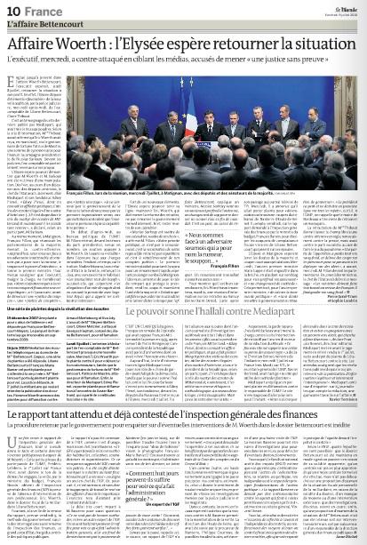 Le Monde, IGF