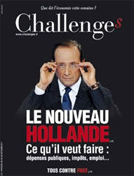Le Nouveau Hollande a des lunettes