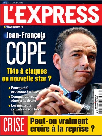 L'Express, Cope%u0301