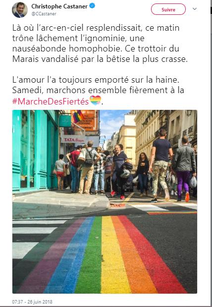LGBT Castaner
