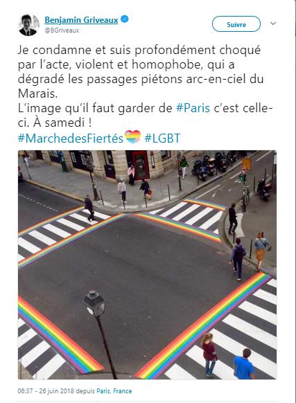 LGBT Griveaux