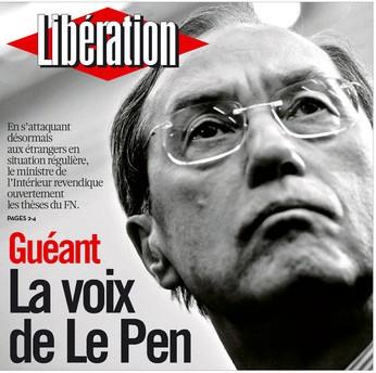 Libé Guéant
