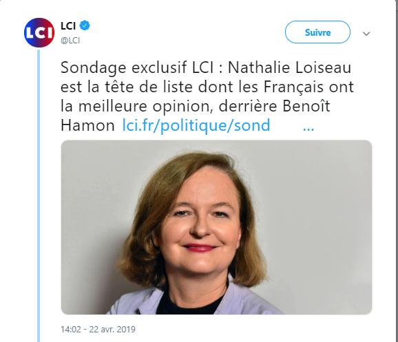 Loiseau sondage