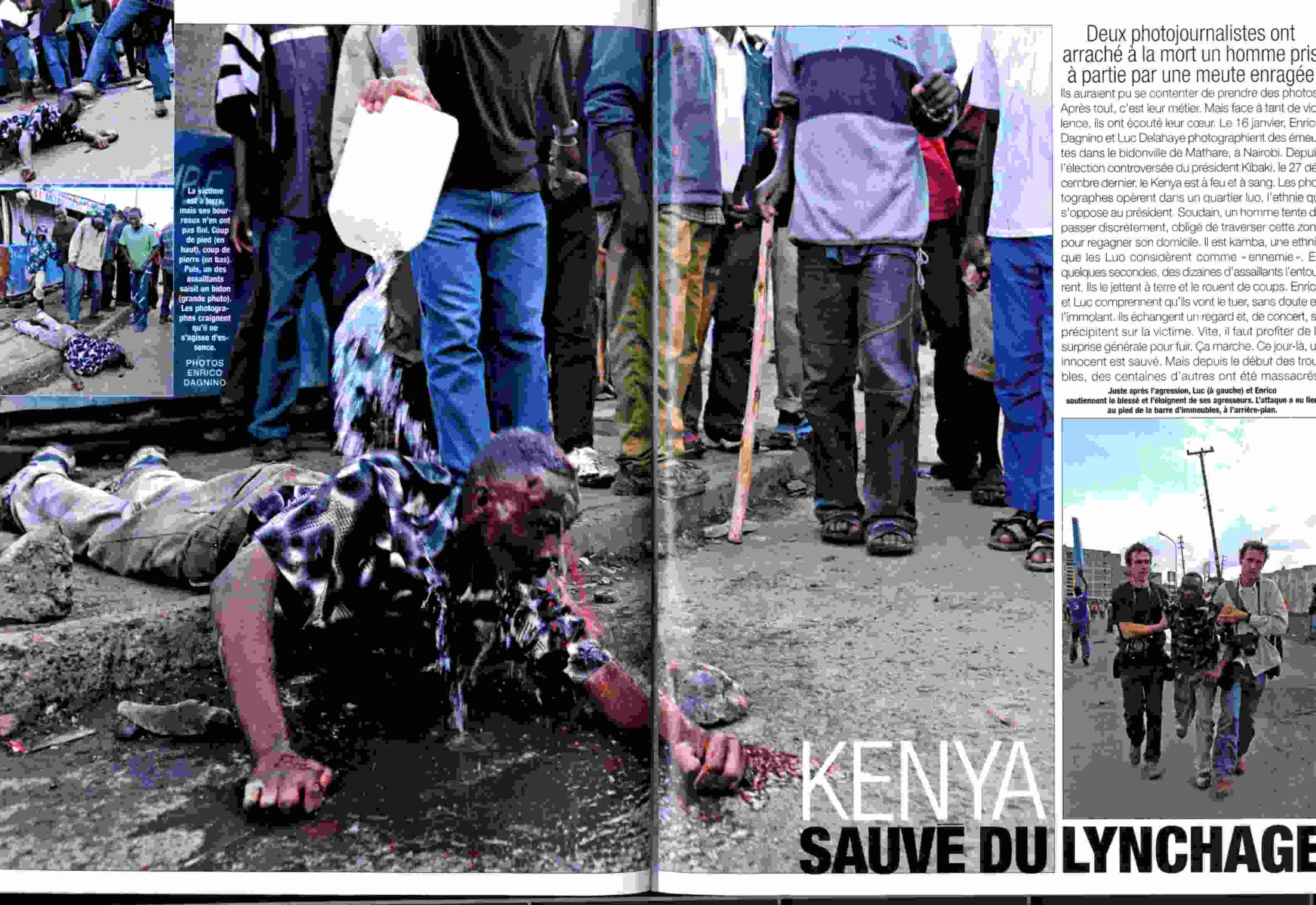 Lynchage Kenya 2