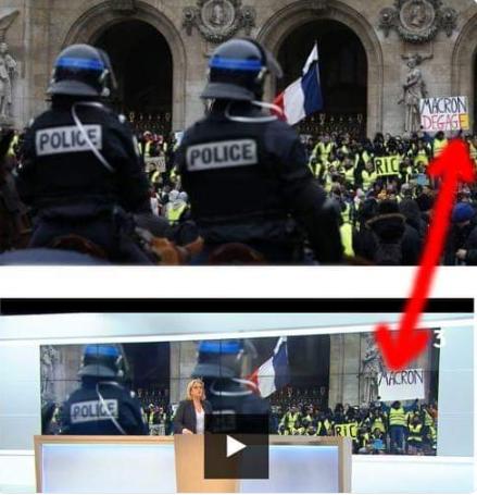Macron dégage