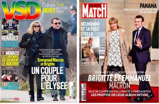 Macron Match VSD