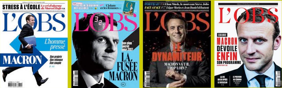 Macron Obs