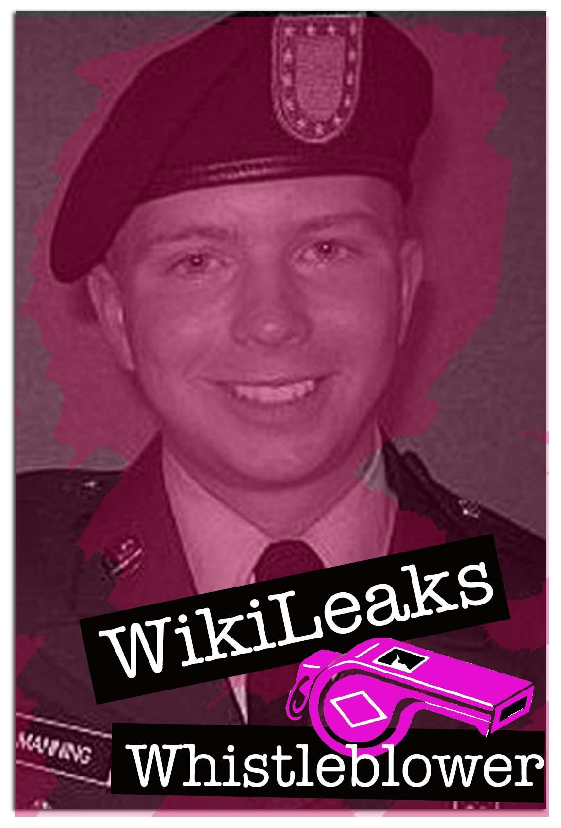 Manning, Code Pink