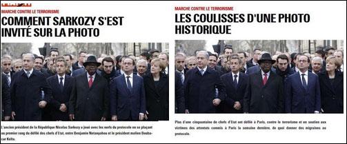 Match Sarkozy Charlie