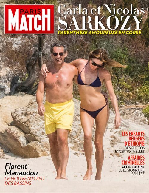 Sarkozy Match Vacances Sur Photoshop Par La Redaction Arret Sur Images