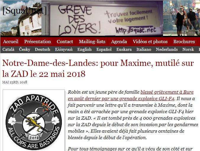 Maxime ZAD