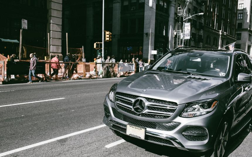 Mercedes 5e avenue